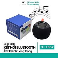 Loa Bluetooth mini Lanith E15B Âm thanh sống động, dải bass mạnh mẽ - Hàng nhập khẩu - L0000E15B thumbnail