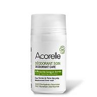 Lăn Khử Mùi Acorelle Chiết Xuất Tinh Thể Alum - Hoa Meadowsweet Hiệu Quả Lâu Dài 50ml thumbnail