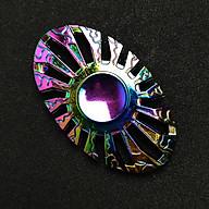 Con Quay Hand Fidget Spinner Oval mạ Titan 60-120 giây Legaxi HSCH thumbnail