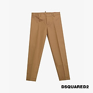 DSQUARED2 - Quần tây nữ phom suông Pleat Front S75KA0794-124 thumbnail