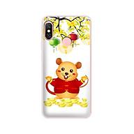 Ốp lưng dẻo cho điện thoại Xiaomi Redmi 6 pro - 01130 7945 HPNY2020 05 - Xuân Canh Tý - Hàng Chính Hãng thumbnail