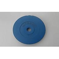 Tạ Đĩa Bọc Nhựa Intervic 5KG - Màu Xanh Dương thumbnail