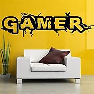 Decal dán tường gamer phong cách thumbnail