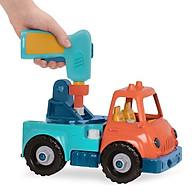 Bộ đồ chơi kỷ sư chế tạo xe tải BATTAT VE1011Z thumbnail