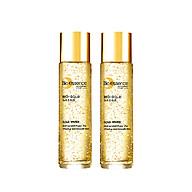 Combo 2 Nước dưỡng ngăn ngừa lão hóa vàng 24k Bio-Gold Bio-essence 150ml chai thumbnail