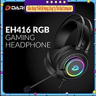 Tai Nghe Gaming DAREU EH416 RGB - Hàng chính hãng thumbnail