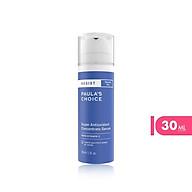 Tinh chất chống lão hóa chuyên sâu dành cho da khô Paula s Choice Resist Super Antioxidant Concentrate Serum 30ml thumbnail