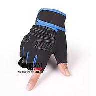 Găng tay thể thao Găng tay tập Gym Bảo vệ bàn tay và cổ tay thumbnail