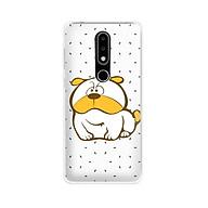 Ốp lưng điện thoại Nokia 6.1 plus X6 - 01171 7859 DOG11 - Silicone dẻo - Hàng Chính Hãng thumbnail