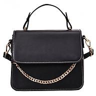 Túi xách tay đeo chéo nữ công sở T57 22x20x16cm (Đỏ-Đen-Xanh-Nâu) thumbnail