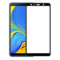 Dán kính cường lực full 5D tràn màn hình dành cho SamSung Galaxy A7 2018 thumbnail