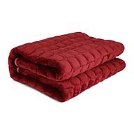Thảm nhung trải giường mùa đông 1m6 x2m(Ngẫu nhiên) thumbnail
