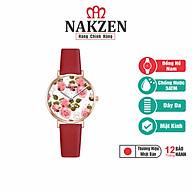 Đồng hồ Nữ Cao Cấp Nakzen Nhật Bản - SL9001LRD-7 - Hàng Chính Hãng thumbnail