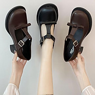 (Order ) Giày cao gót lolita nữ mũi tròn nhật bản - MPS292 thumbnail