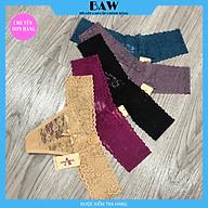 Quần Lót Lọt Khe Nữ Chất Ren Cao Cấp thương hiệu BAW mã QLN57 thumbnail