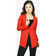 Áo vest nữ thân dài cát đỏ AGB061DO thumbnail