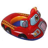 Phao bơi xỏ chân máy xúc , ô tô , máy bay cho bé dưới 5 tuổi thumbnail