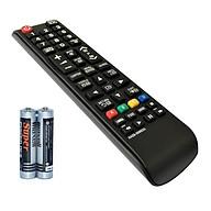Remote Điều Khiển Dành Cho TV LCD, TV LED SAMSUNG AA59-00602A (Kèm Pin AAA Maxell) thumbnail