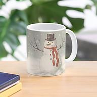 Cốc sứ in hình người tuyết thumbnail