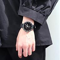 Đồng hồ nữ Lovely Cat dây cao su silicon thời trang Hàn Quốc thumbnail