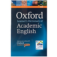 Oxford Learner s Dictionary Of Academic English (CD) thumbnail