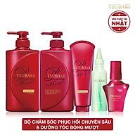 Bộ sản phẩm Tsubaki Premium dưỡng tóc bóng mượt hoàn hảo thumbnail