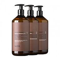 Bộ phục hồi tóc hư tổn 3 bước Nashi Filler Therapy 1000ml thumbnail