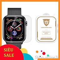 Mie ng da n de o skin PPF tu phu c ho i tra y xu o c cho Apple Watch size 38 40 42 44mm thumbnail