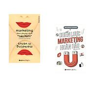 Combo 2 cuốn sách Marketing Theo Phong Cách Sao Kim + Chiến Lược Marketing Hoàn Hảo thumbnail