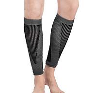 Bộ đôi đai bảo vệ bắp chân co giãn Aolikes AL7965 (1 đôi) thumbnail