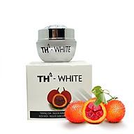 Kem trắng da - se khít lỗ chân lông - chống nắng - ngừa lão hóa da và giữ ẩm TH-WHITE 12g thumbnail