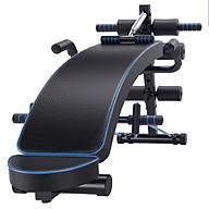 Máy tập thể hình đa năng, Ghế tập cơ bụng ghế tập gym thể thao gấp gọn da PU cao cấp thumbnail