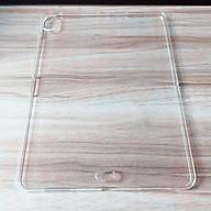 Ốp lưng silicon dẻo trong suốt cho iPad Pro 12.9 2018 siêu mỏng thumbnail