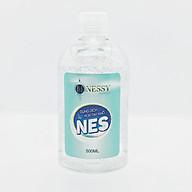 Dung Dịch Rửa Tay Khô Nes 500ml - Bổ sung vitamin E dưỡng ẩm da tay mềm mịn thumbnail