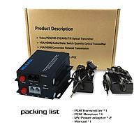 Bộ chuyển đổi quang thoại 2 kênh J11 HL-2PCM-20TR Ho-link - hàng Chính hãng thumbnail