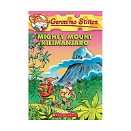 Geronimo Stilton 41 Mighty Mount Kilimanjaro thumbnail