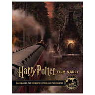 Harry Potter Film Vault Volume 2 Diagon Alley, the Hogwarts Express, and the Ministry thumbnail