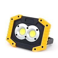 Đèn led sạc điện đa năng 10W ( DÙNG PIN SẠC HOẶC PIN 1.5V AA RẤT TIỆN ) thumbnail