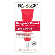 Kem Trị Thâm Mắt Balance Active Formula Dragons Blood Eye Lift Balm (15ml) thumbnail