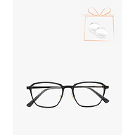 aojo - Gọng kính chữ nhật thời trang AJ101FE027-GYC2 thumbnail