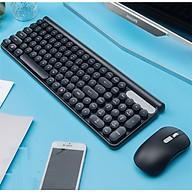 Bàn phím + chuột không dây cao cấp LT400 - Hàng cao cấp thumbnail