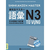 Tài Liệu Luyện Thi Năng Lực Tiếng Nhật N3 - Từ Vựng (Tặng Thẻ Flashcard Học Từ Vựng Kanji) (Học Kèm App MCBooks Application) thumbnail