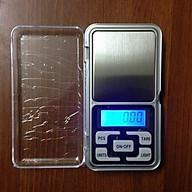 Cân tiểu ly điện tử tải trọng 500g sai số 0.01g MH-series (Tặng kèm miếng thép đa năng 11in1) thumbnail