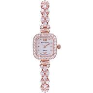 Đồng hồ nữ chính hãng Royal Crown 1514 dây đá vỏ vàng hồng thumbnail
