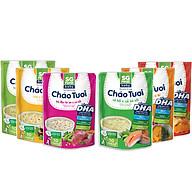 Lốc 6 (61) - Cháo Tươi Baby Sài Gòn Food 240g vị (gà, thịt bằm, bò, tôm, lươn, cá hồi) thumbnail