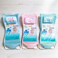 Lưới tắm cho trẻ sơ sinh Giúp bạn tắm gội cho bé một cách dễ dàng và tiện dụng thumbnail