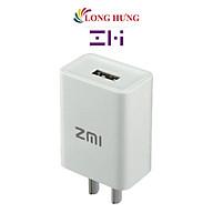 Cốc sạc Xiaomi ZMI 1USB 10W AP001 - Hàng chính hãng thumbnail