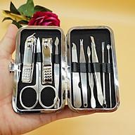 Bộ dụng cụ 10 món chăm sóc móng thumbnail