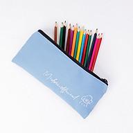 Ví Canvas Mini đựng Thẻ, Giấy tờ đa năng - Midori Workshop thumbnail