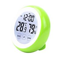 Đồng hồ để bàn hình tròn 3305B - Tặng 1 kèm móc dán treo đồng hồ thumbnail